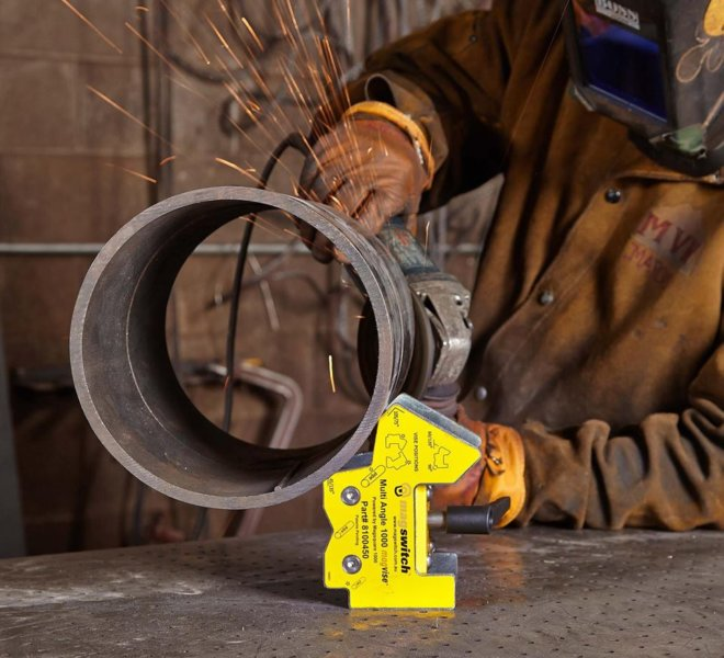 Welding & Heavy Fabrication - Magswitch Technology