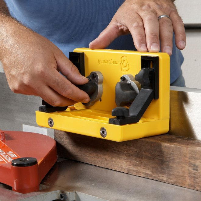 Magswitch Woodworking Universal Mounting Tool Product DIY